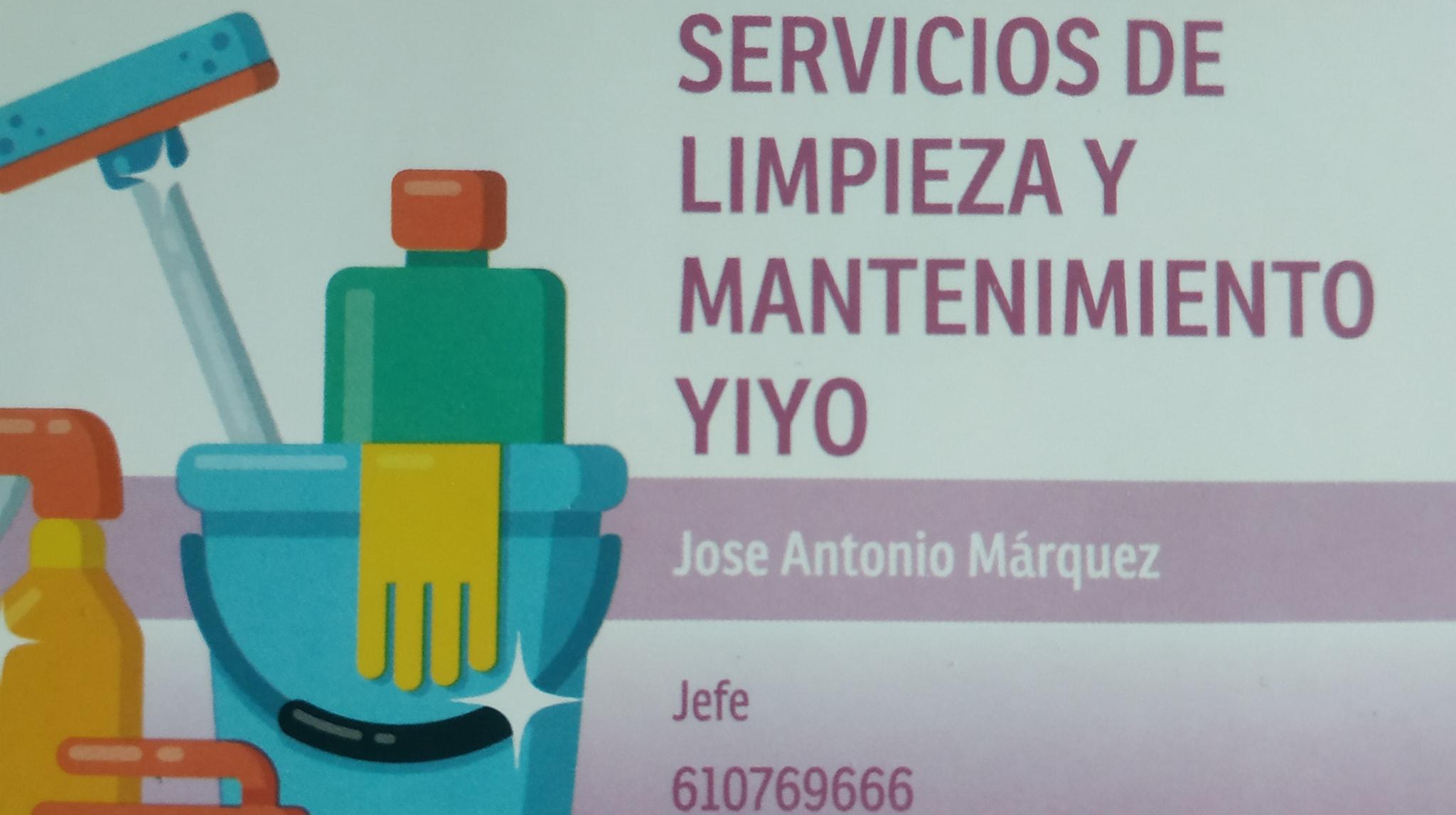 Servicios de Limpieza y Mantenimiento Yiyo