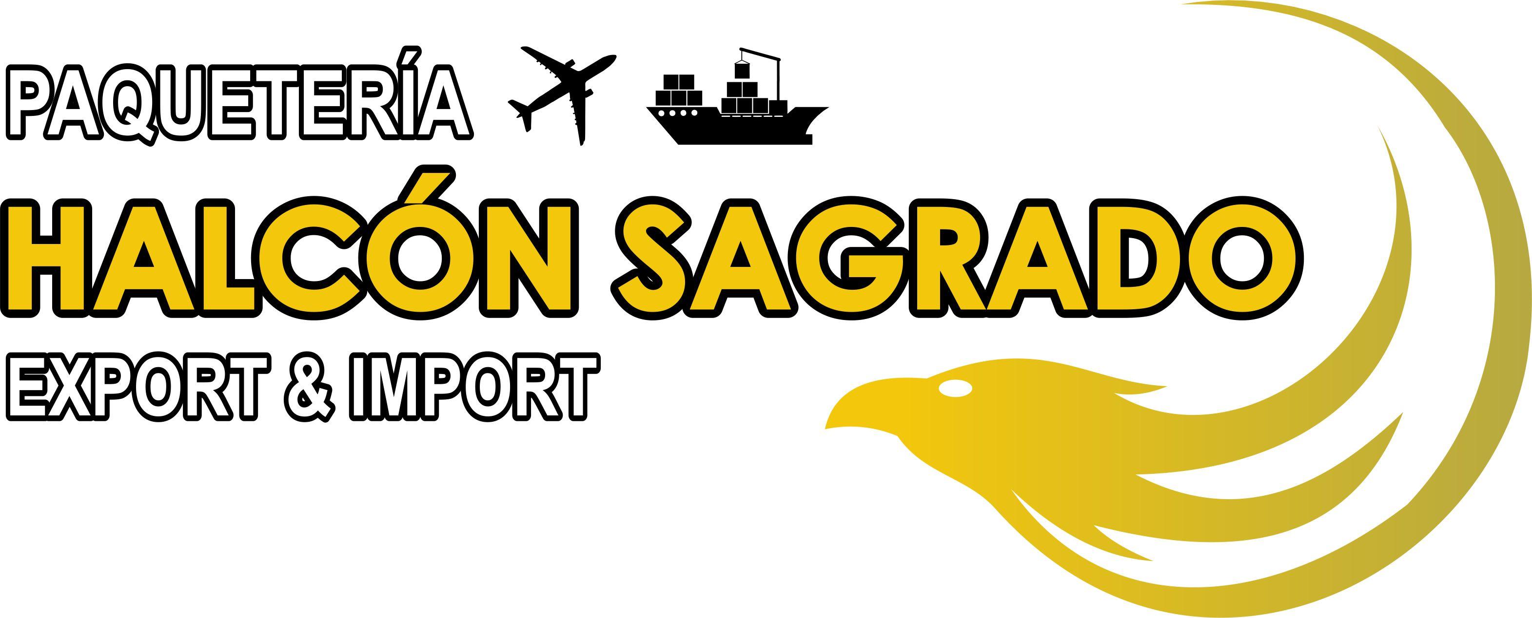 PAQUETERÍA HALCÓN SAGRADO EXPORT & IMPORT