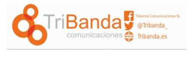 Tribanda Comunicaciones Mobile Center S.L.