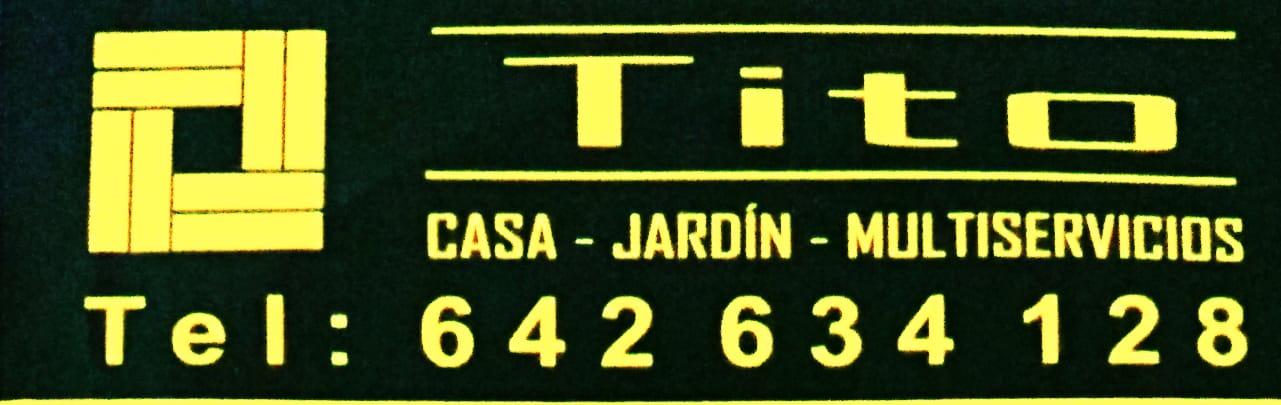 TITO CASA - JARDIN - MULTISERVICIOS