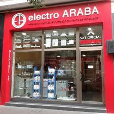 Imagen de electroARABA - Servicio técnico oficial de electrodomésticos