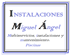 Instalaciones Miguel Ángel