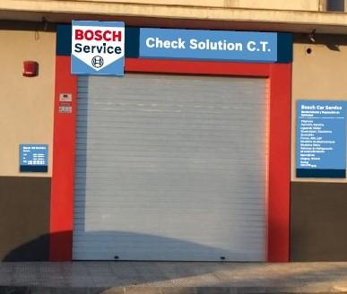 Taller Bosch Car Service Cartagena-Check Solution