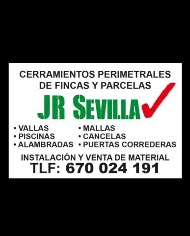 CERRAMIENTOS JR SEVILLA - CERRAMIENTOS METÁLICOS EN SEVILLA