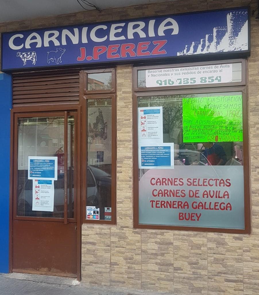 Carnicería J. Pérez