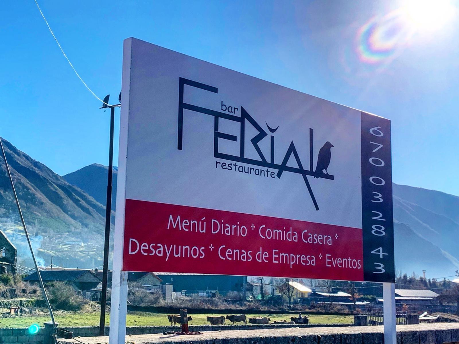 Bar-Restaurante El Ferial