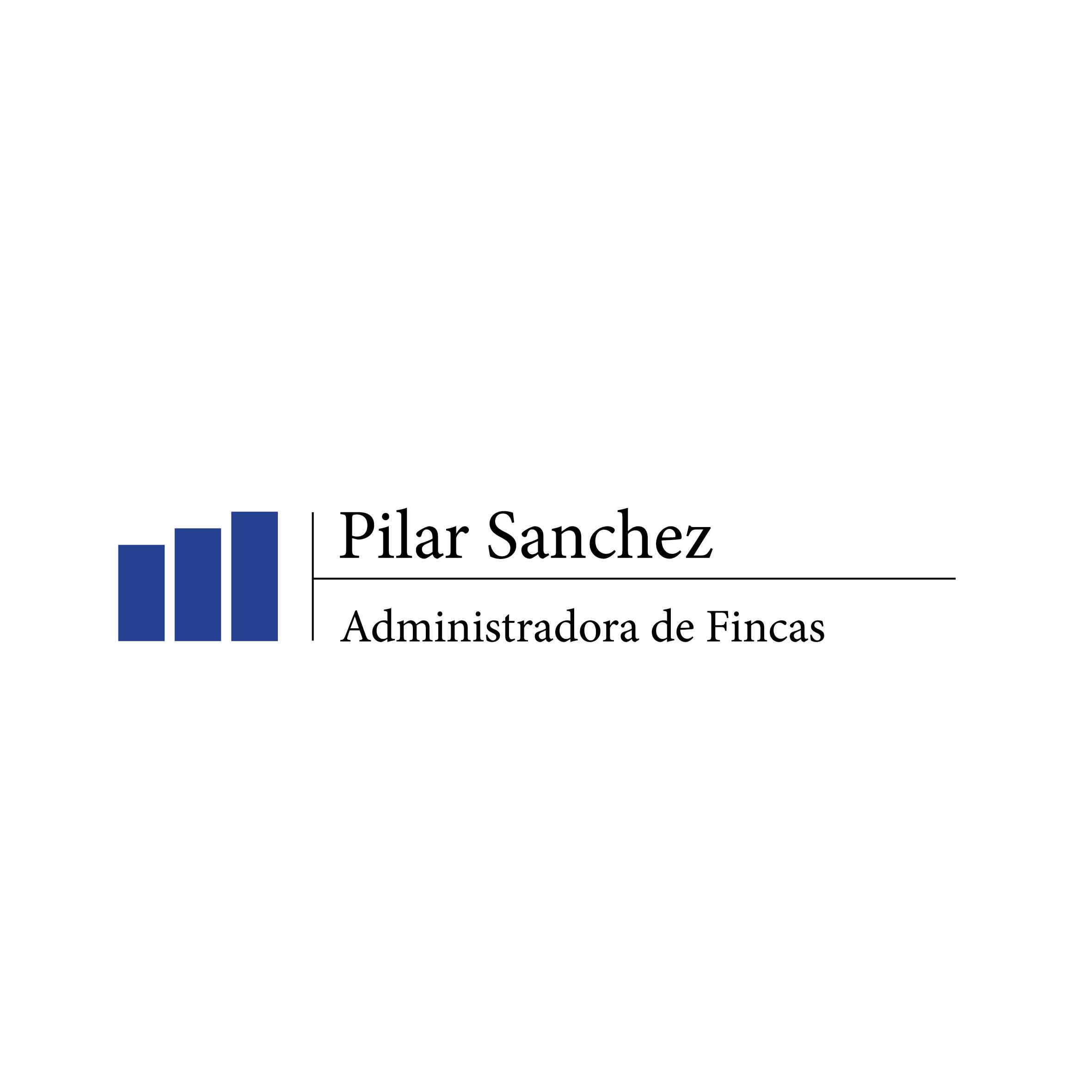 Administradora de fincas.Pilar Sánchez