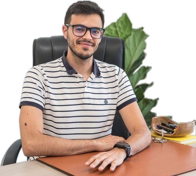 Daniel Santiago Amores Psicólogia