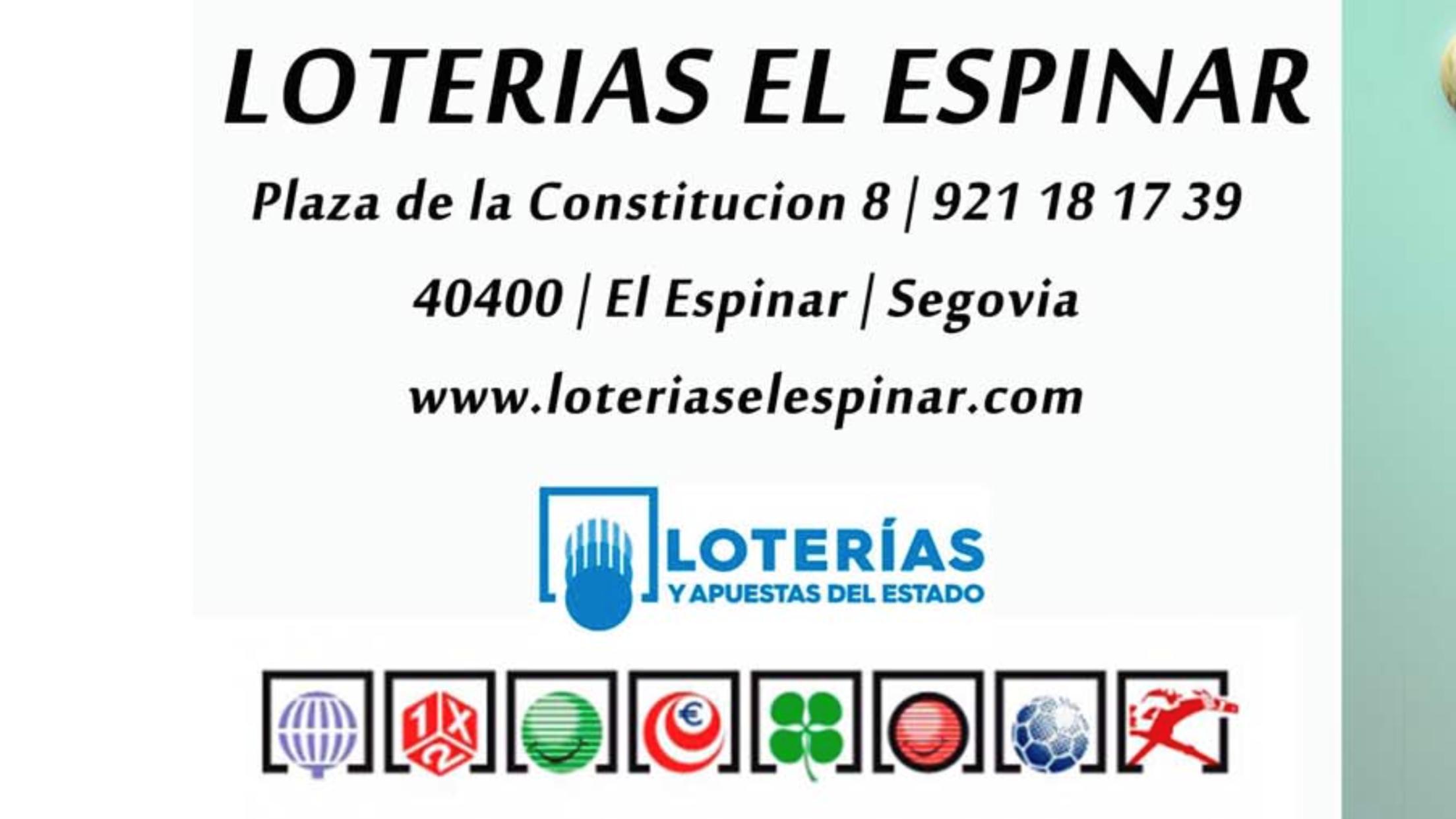 Loterías El Espinar