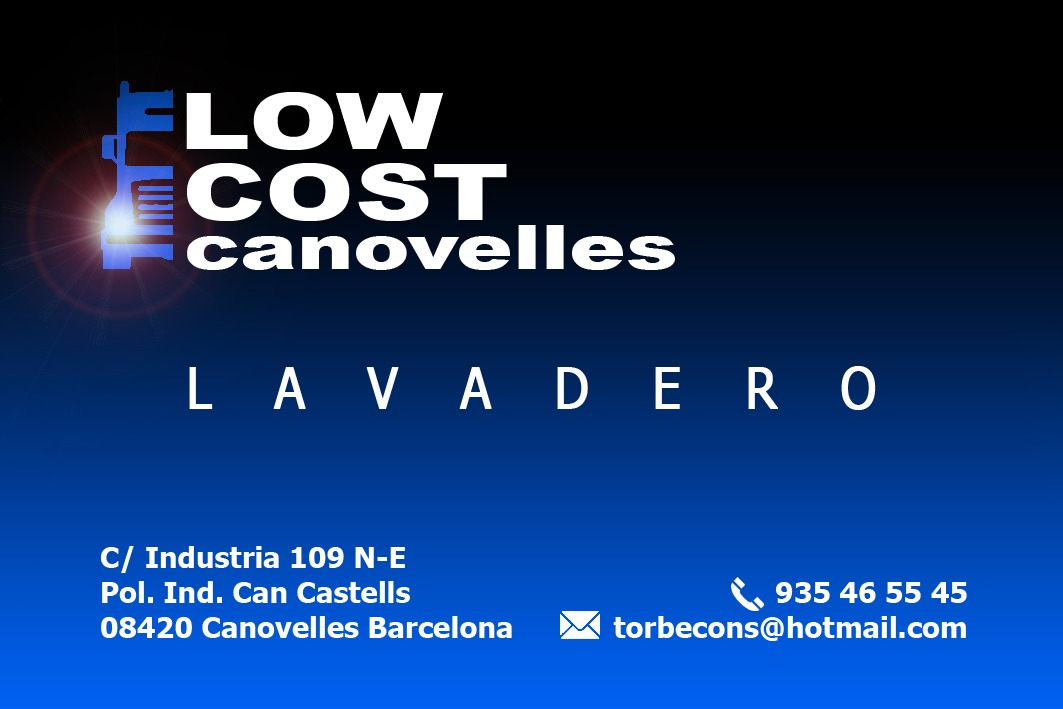 Low Cost Canovelles