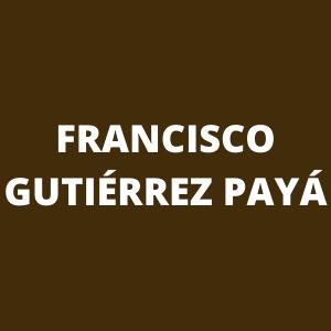 Piensos Francisco Gutiérrez