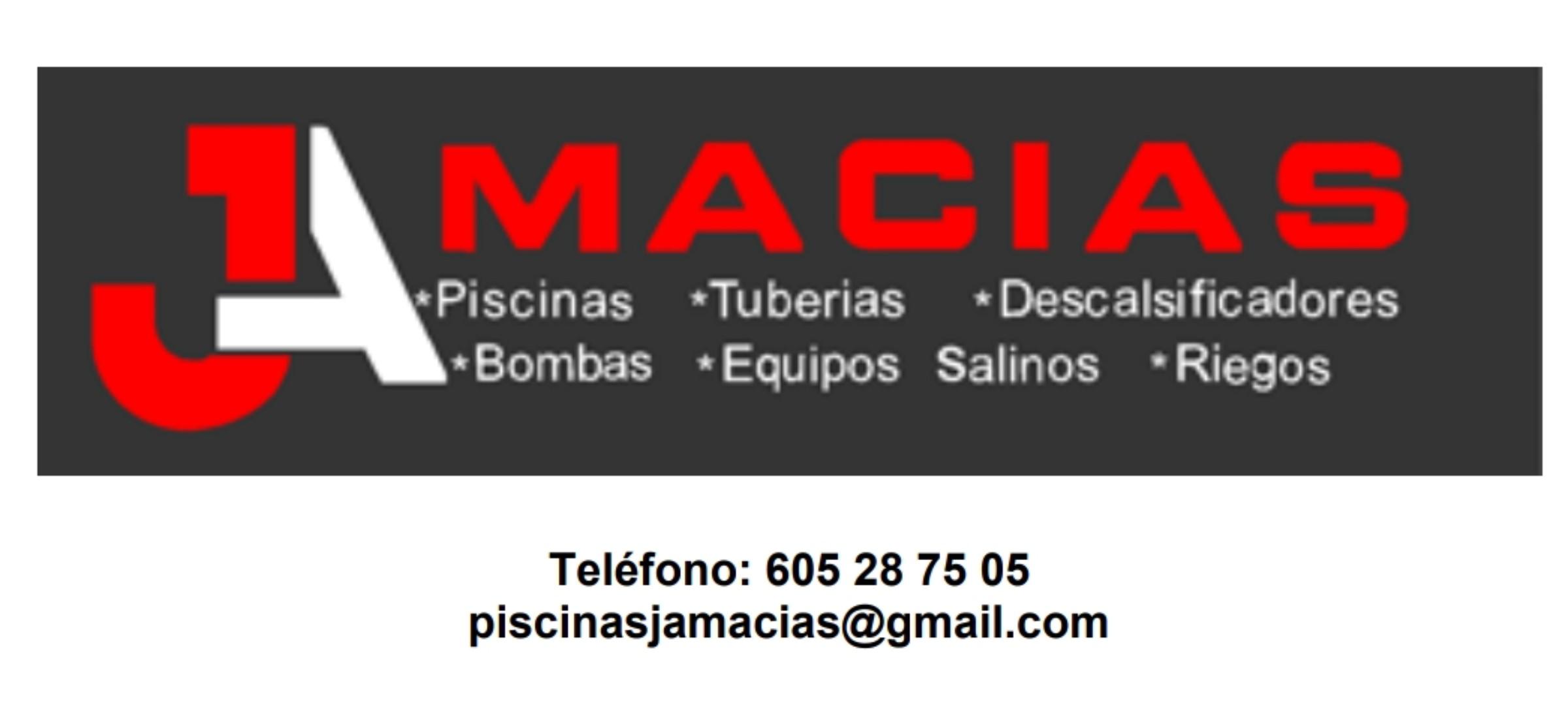 Piscinas JA Macías