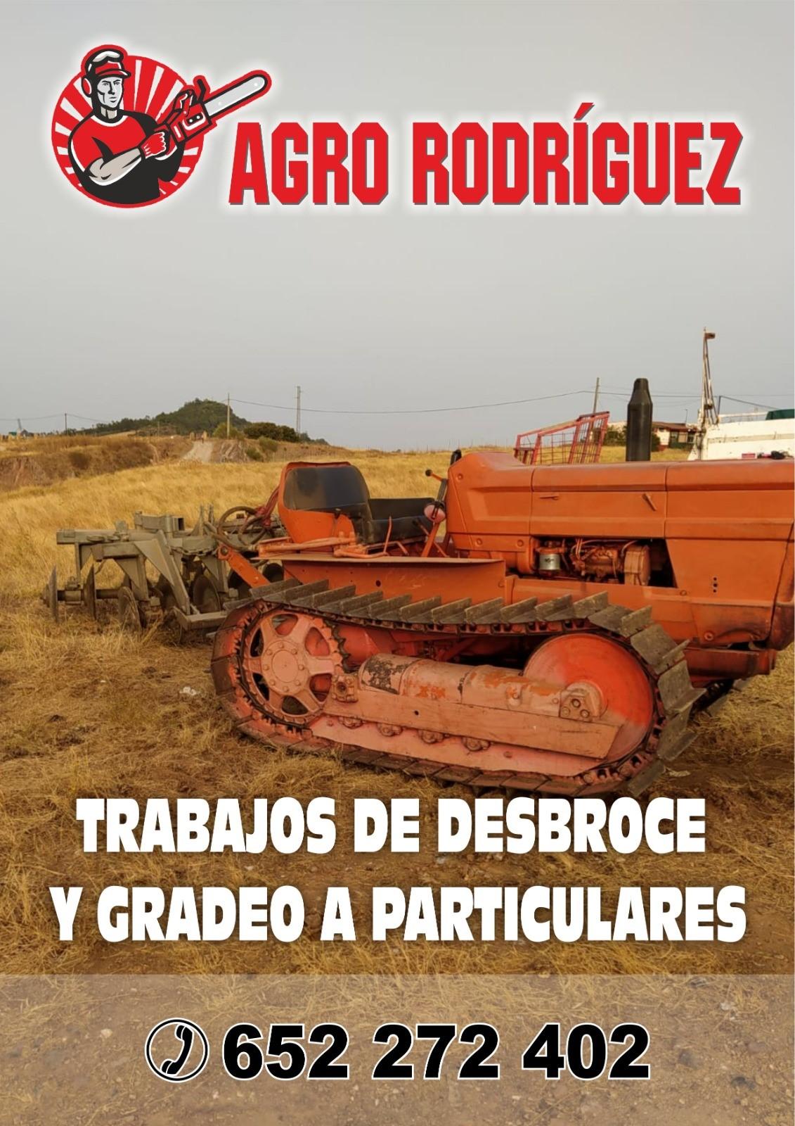 Agro Rodriguez - Leña de encina y Trabajos Agricolas