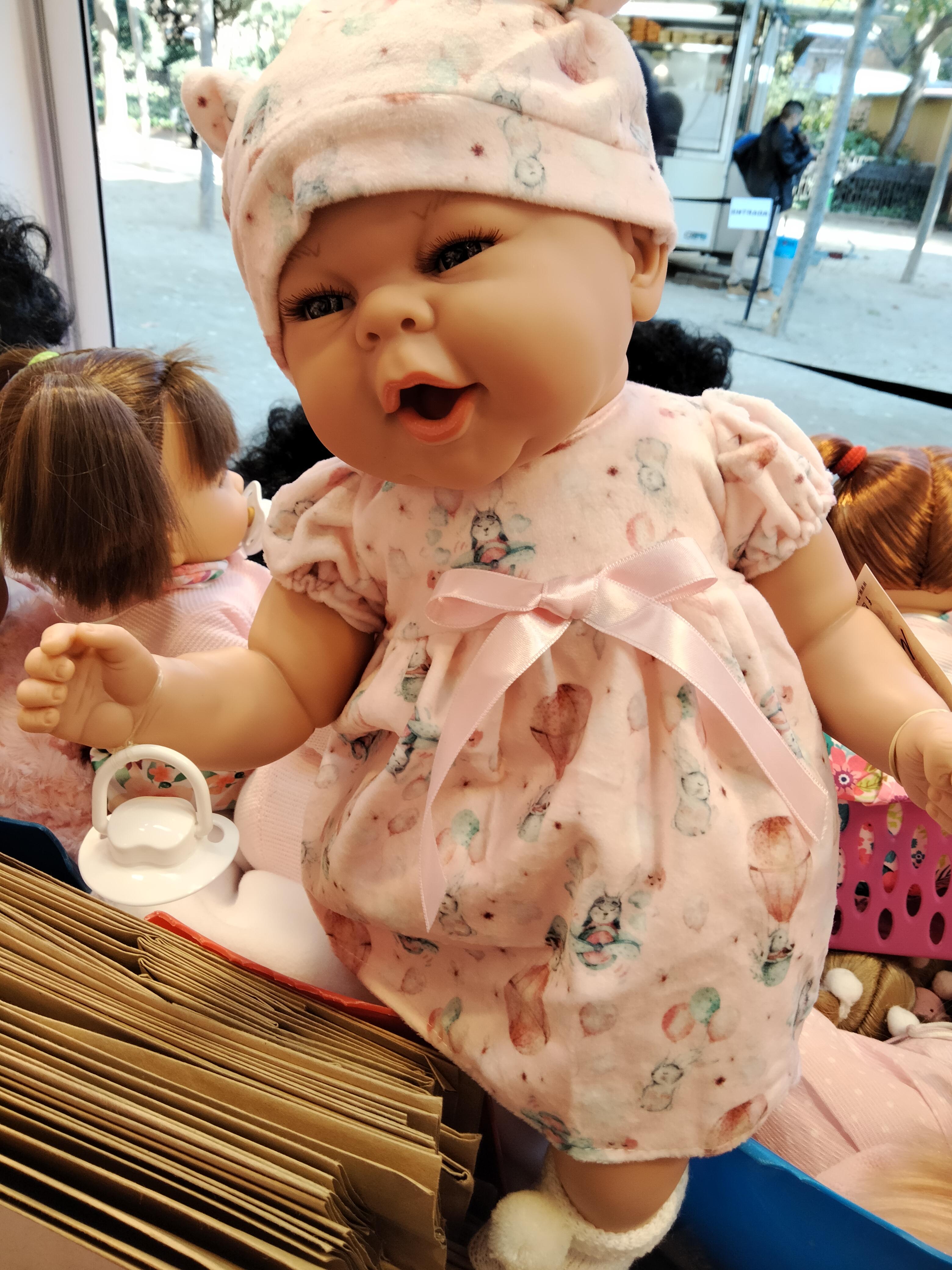 Muñecas Happy Dolls Araceli