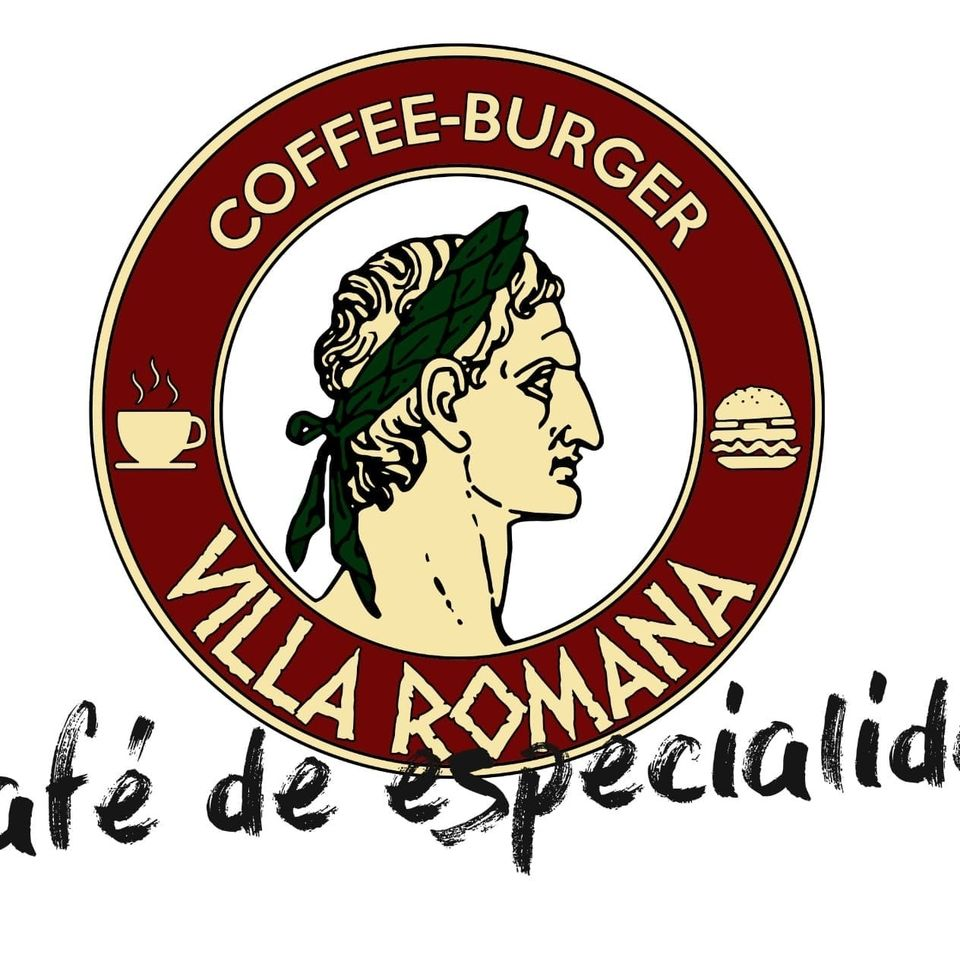 Cafe Burger Villa Romana