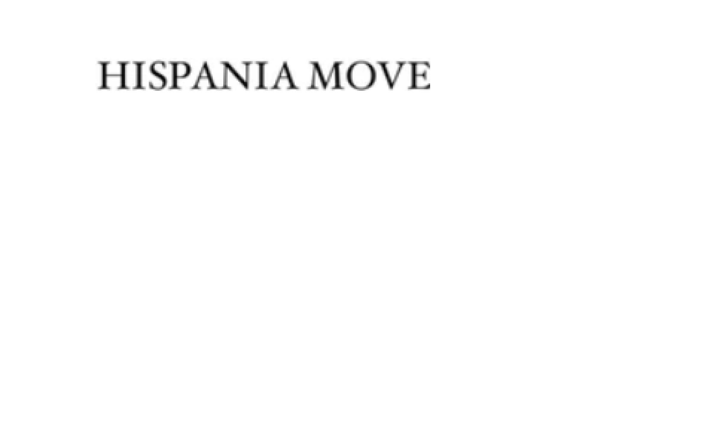 HISPANIA MOVE