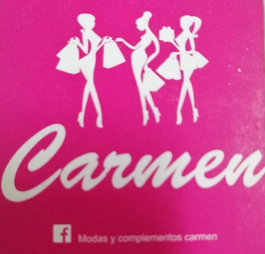 Modas y complementos Carmen