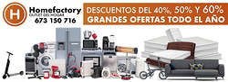 Imagen de Homefactory Electrodomésticos