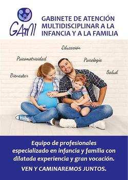 Imagen de Gami, Gabinete De Atención Multidisciplinar A La Infancia