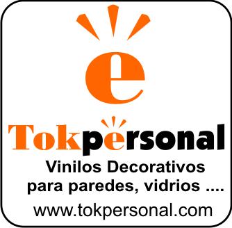 Vinilos Decorativos TOKPERSONAL