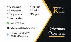 Imagen de Reformas en General