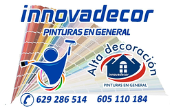 Imagen de Pinturas Innovadecor - Alta Decoración