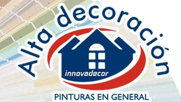 Pinturas Innovadecor - Alta Decoración