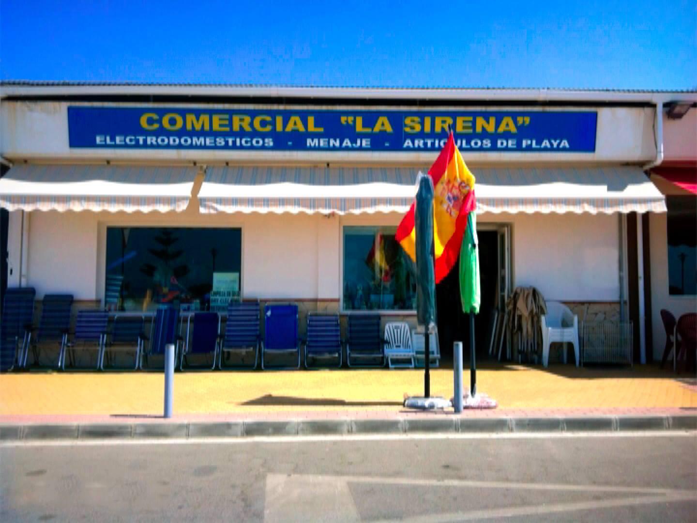 Comercial La Sirena
