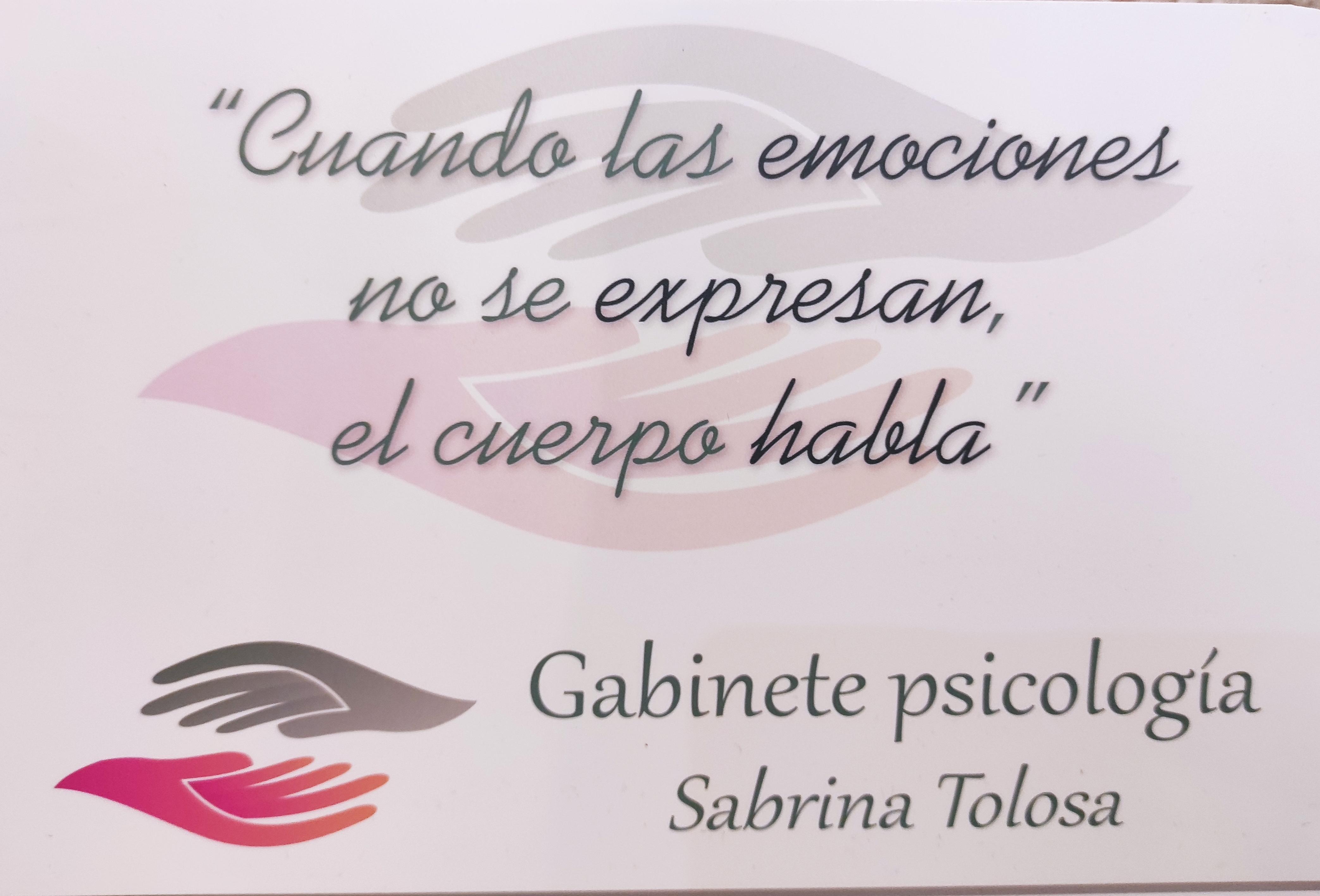 Psicóloga Sabrina Tolosa
