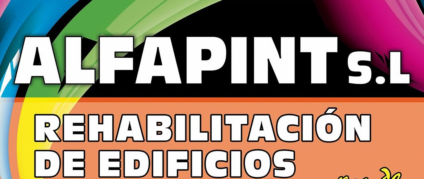 Alfapint Rehabilitación de Fachadas