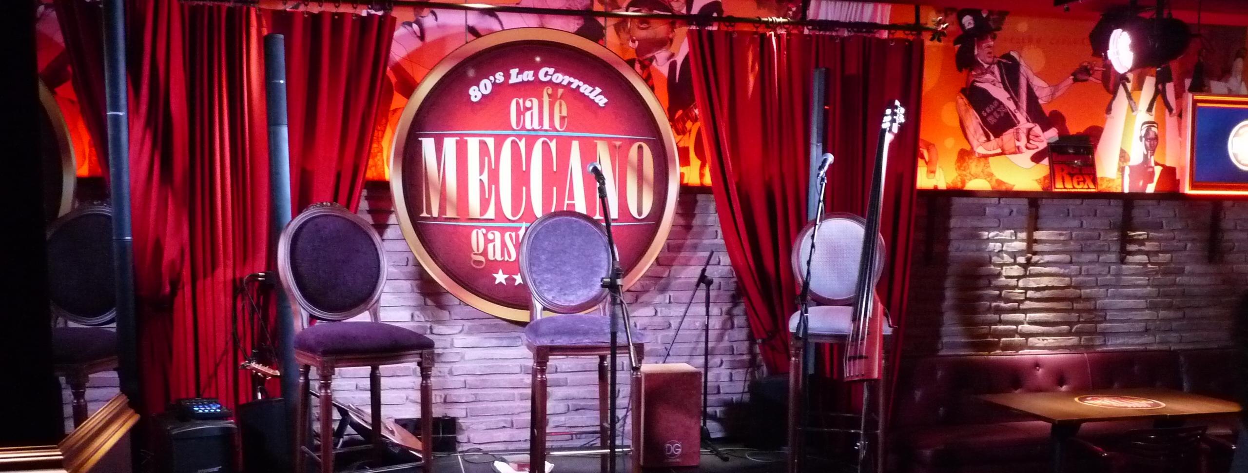 Cafe Meccano