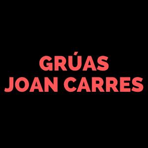 Grúas Joan Carres