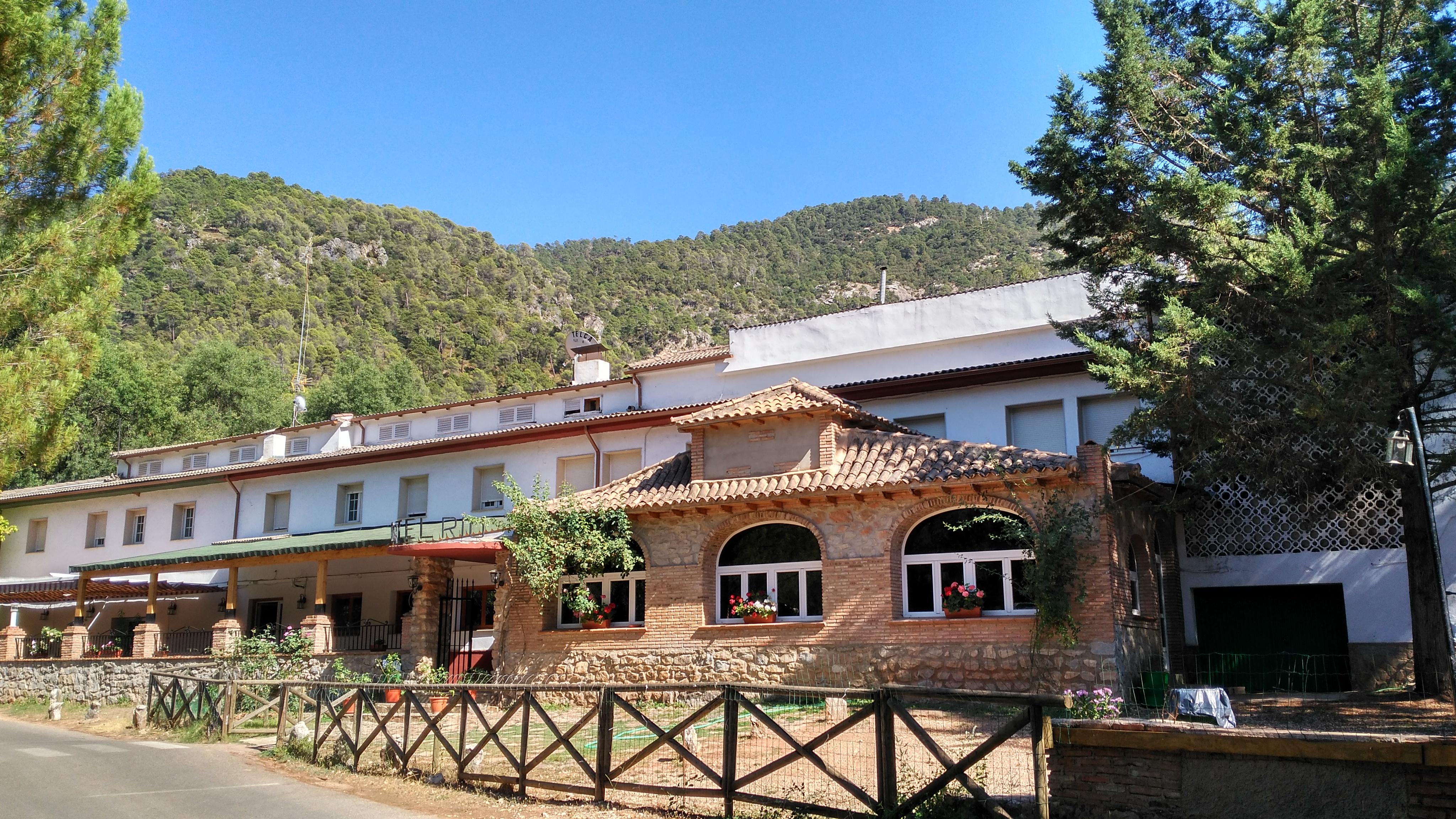 Hostal Arroyo De La Teja