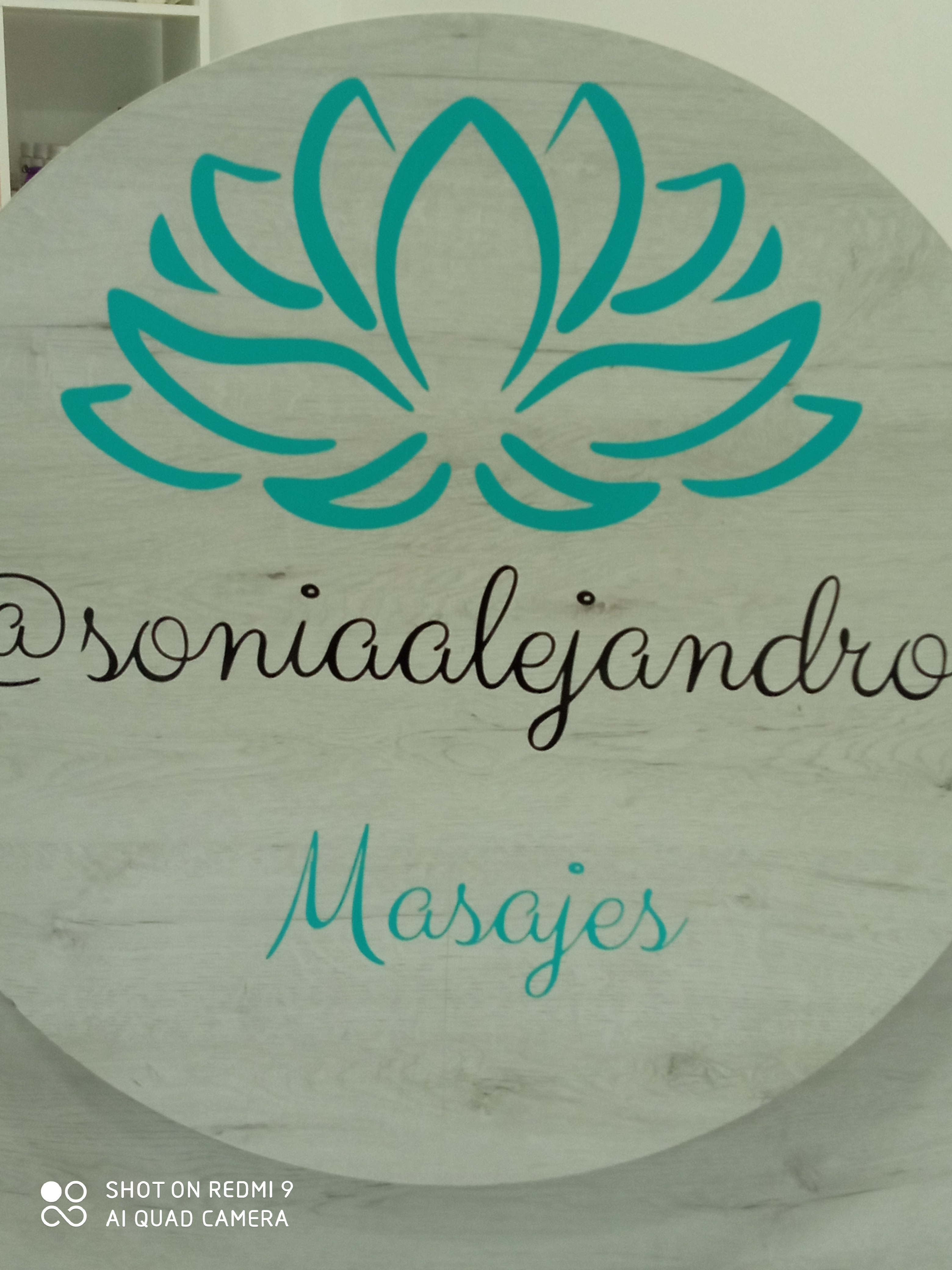 Masajes Sonia Alejandro