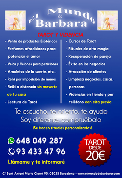 Imagen de El Mundo de Barbara - Tarot y Videncia