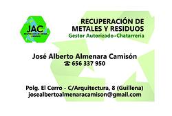 Imagen de Chatarrería Jose