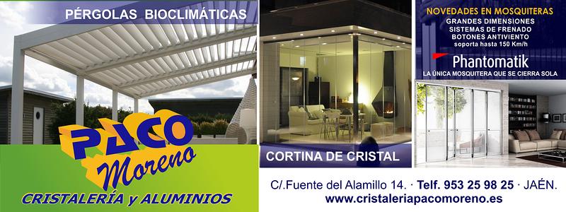 Cristalería y Aluminios Paco Moreno 5