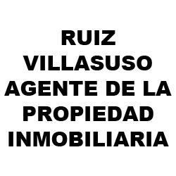 Ruiz Villasuso. Agente de La Propiedad Inmobiliaria