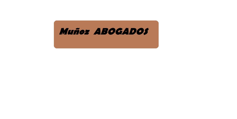 Muñoz Abogados ABOGADOS