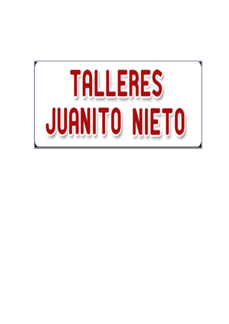 Talleres Juanito Nieto