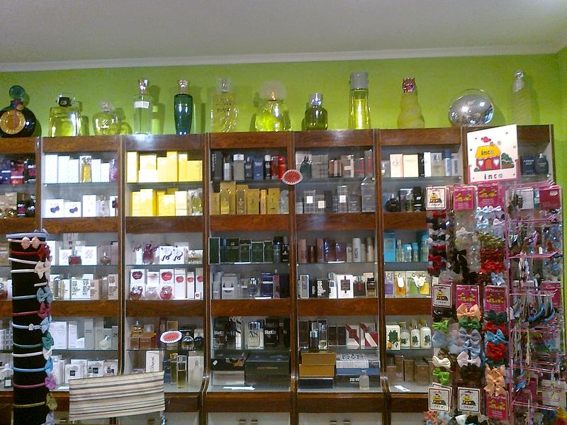 Perfumería Domínguez 4