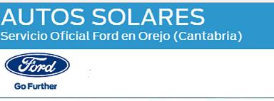 Autos Solares Ford