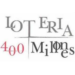 Lotería los 400 MILLONES