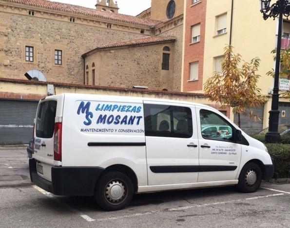 Limpiezas Mosant