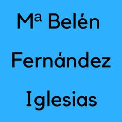 Mª Belén Fernández Iglesias