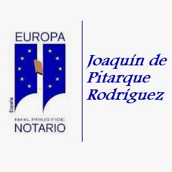 Joaquín De Pitarque Rodríguez