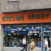 Ciclos Sport BICICLETAS: VENTA Y REPARACION