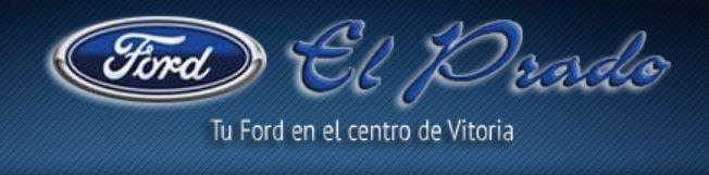 """EL PRADO - """"TU FORD EN EL CENTRO DE VITORIA"""""""