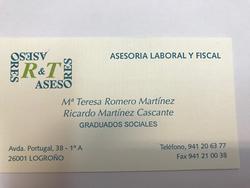 R & T Asesores ASESORIAS DE EMPRESAS