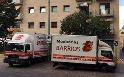 Mudanzas Y Transportes Barrios MUDANZAS